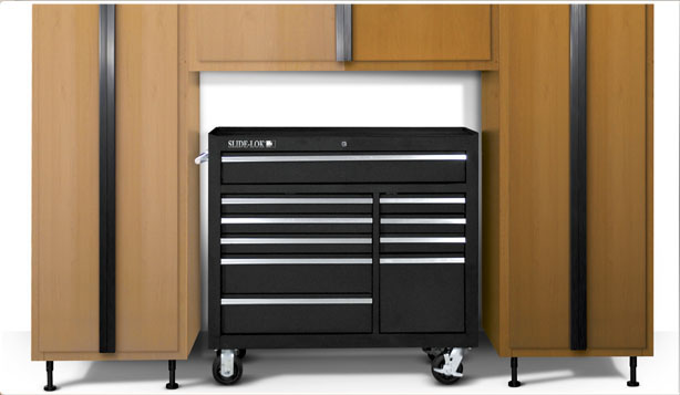 Garage Storage Detroit Michigan, quality garage storage cabinets by ...